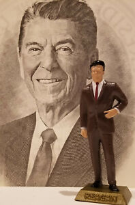 RONALD REAGAN FIGURINE - ADD TO YOUR MARX COLLECTION
