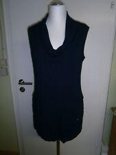 Longshirt Gr. 42 dunkelblau Street One