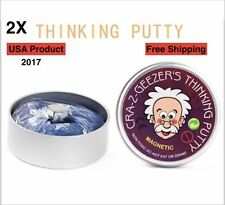 2X Super Magnetic Putty Desk Education Crazy Thinking Strong Putty Silly Toy