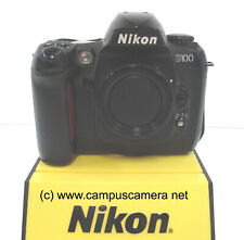 Nikon D100 Digital SLR Body Only (Sold AS-IS) with body cap.