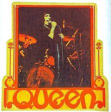 Original Queen Freddie Mercury Mini Iron On Transfer