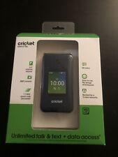 Brand NEW Cricket Debut Flip 4G LTE Cricket Wireless Prepaid Flip Phone