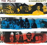 The Police - Synchronicity - 180G Vinyl LP & Download *NEW & SEALED*