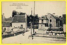 cpa France Station Thermale de LA ROCHE POSAY les BAINS (Vienne) Vieille Maison