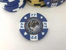 Ray Bourque Career Poker Chip Set of 6 Bruins Canada All-star HOF Stanley Cup