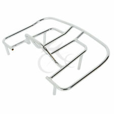 Chrome Trunk Tour Box Mounting Luggage Rack For Honda GL1800 Goldwing Models 01