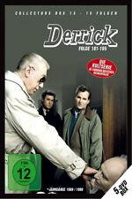 5 DVDs * DERRICK - COLLECTOR'S  BOX 13 | HORST TAPPERT - FRITZ WEPPER  # NEU OVP