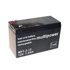 12V Pb Akku bgl. WP7.5-12 WPX6.0-12 WPX6.5-12 WPX7.0-12 WPX7.6-12 Batterie Accu