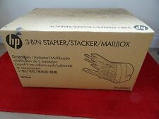 NEW HP LASERJET M4555 3 BIN STAPLER- STACKER - MAIL BOX-P/N CE736A : £210 + VAT