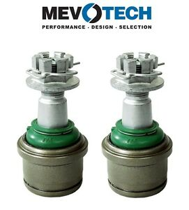 For Ford F-250 S DUTY Excursion RWD Pair Set of 2 TTX Lower Ball Joint Mevotech