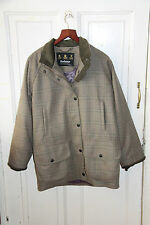 Sale Price Special Offer Barbour Ladies Double Twist Size 12 Shooting Jacket