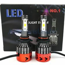 400W 40000LM 9006 HB4 6000K CREE LED Fog Driving Lights Headlight Conversion Kit