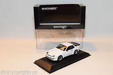 . MINICHAMPS PORSCHE 924 CARRERA GTS 1980 WHITE MINT BOXED