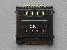 5x SIM Card Connector Slots Dual SIM Socket HUAWEI Y320 G7300 T00 Y325 Y518 G600