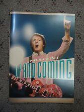 Paul McCartney: Up And Coming Tour Book, Ln, 2010