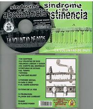 Sindrome De Abstinencia ‎– La Voluntad De Dios CD 2005