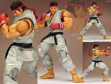 Play Arts PA Kai Street Fighter SF Hoshi Ryu Figure Figurine No Box
