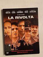 LA RIVOLTA RARO 2 DVD DIGIPACK vendita - VOIGHT SUTHERLAND SCHWIMMER