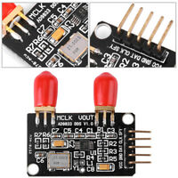 New AD9833 DDS Signal Generator Module 0 to 12.5 MHz Square/Triangle/Sine Wave L