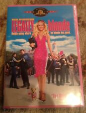 Legally Blonde (DVD, 2001, Valentine Faceplate; Checkpoint; Sensormatic; Widescr
