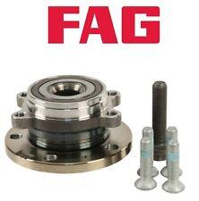 For VW Golf Jetta Rabbit Audi Front L or R Wheel Hub w/ Bearing Fag OEM WBK5456