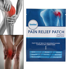 8Pcs Useful Far-infrared Anti-inflammatory Analgesic Paste Patch Pain Release EO
