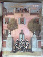 CALENDARIO UFFICIALE ARMA DEI CARABINIERI C.C. ANNO 1989