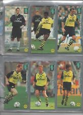 Panini GERMAN XXL 97 complete set in six card pages