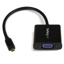 Micro HDMI ® a VGA Adaptador Convertidor Para