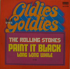 "Rolling Stones - Paint It Black - Oldies but Goldie Decca 611170 7 "" (J99N)"