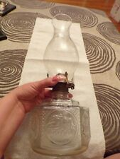 Vintage Lamplight Farms Oil Lamp