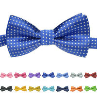Pet Puppy Kitten Dog Cat Adjustable Neck Collar Necktie Grooming Suit Bow Tie AB