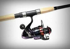 6' IM6 H/D 15Kg Carbon Boat Combo -EXT6000 10B/B Catalyst Reel + Taima 168 Rod