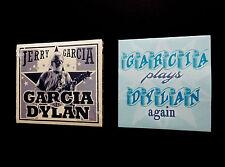 Jerry Garcia Garcia Plays Dylan Again Bonus Disc CD Bob Dylan Grateful Dead 3-CD