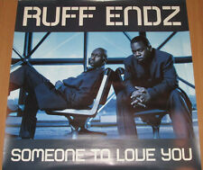 RUFF ENDZ Someone To Love You, Epic promotional poster, 2001, 24x24, EX, R&B