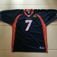 John Elway Denver Broncos Super-Bowl XXXII Reebok On Field Jersey Men's 60 4XL