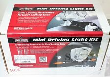 HONDA GL1800 GOLDWING F6B 2012 - 2017 BLACK MINI LED DRIVING LIGHT KIT 52-857LBK