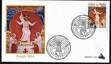 Vatikan 2014 FDC Nr.1794 Ostern