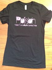 Poison: Never Trust a Big Butt & A Smile Lady T-Shirt Bell Biv Devoe New Edition