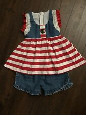 BRAND NEW boutique Girl clothes size 7