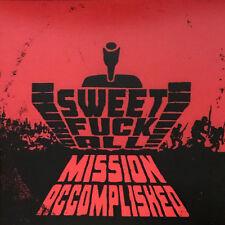 SWEET F.A. Mission Accomplished LP new black vinyl Oi! Punk Rebellion Longshot
