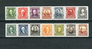 USA 1901-03 Sc 294-313 full set (Код F74)