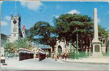 CP Antilles - Barbades - Barbados - War Memorial - Trafalgar Square