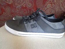 Men's DC Casual Pure Zero Leather Shoe -Black, Size- 11M