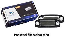 Premium LED Kennzeichenbeleuchtung Volvo V70 2000-2013 KB10