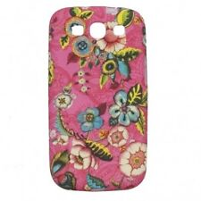Oilily Caja Del Teléfono Móvil French Flowers Samsung Galaxy SIII Case Rosa