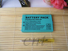 Rechargeable Battery for Nintendo Game Boy Advance SP Systems + Screwdriver QR