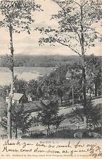 1907 BEV Homes looking toward Shore Sea Cliff LI NY post card