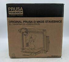 Open Box Original Prusa i3 MK3S 3D Printer Kit -SB1779