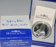 1,50 EURO ARGENT 2003 - MONA LISA LA JOCONDE - LEONARD DE VINCI